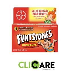 Multivitamínico Flintstones...