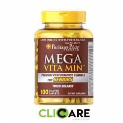 Mega Vitamina Seniors...